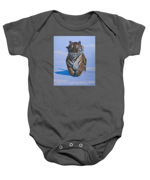 Cool Cat Baby Onesie