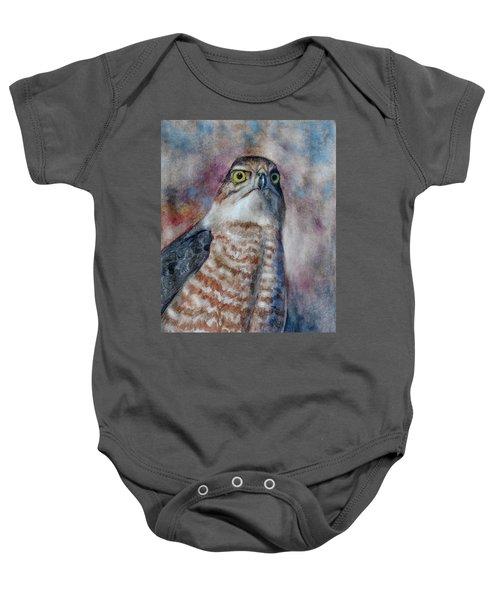 Coopers Hawk Wc Baby Onesie
