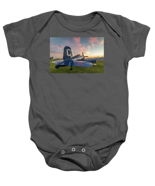 Corsair Sunset Baby Onesie