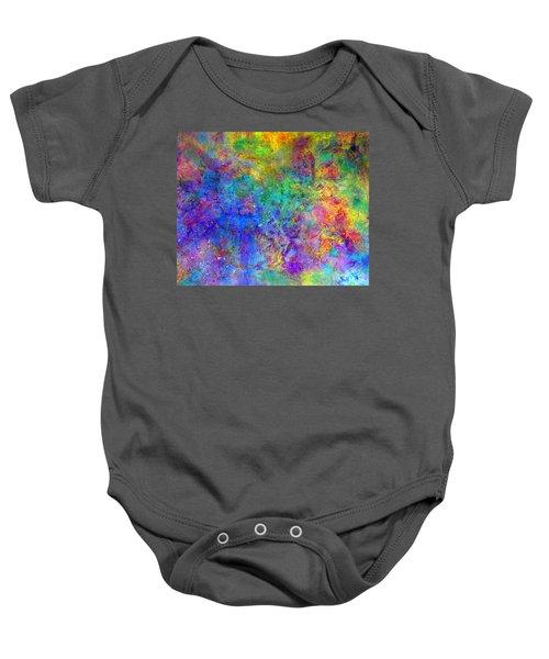 Cosmos Baby Onesie