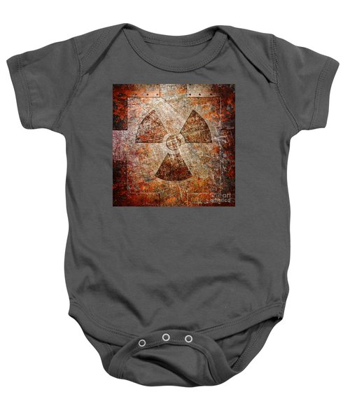 Count Down To Extinction Baby Onesie