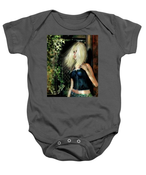 Country Girl Baby Onesie