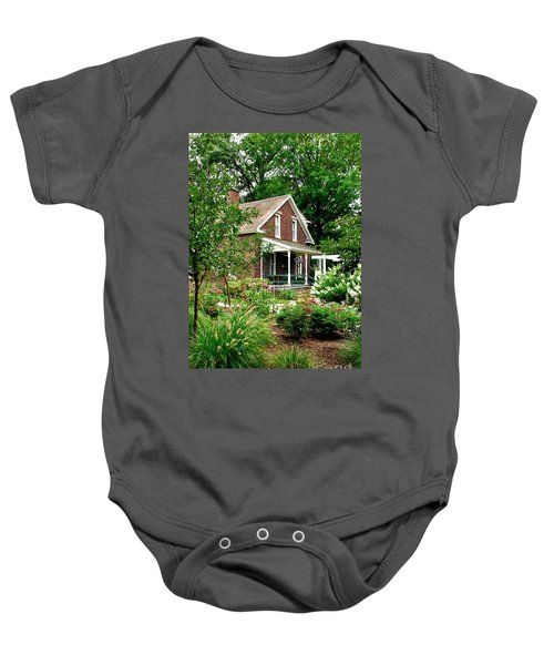 Country Home Baby Onesie