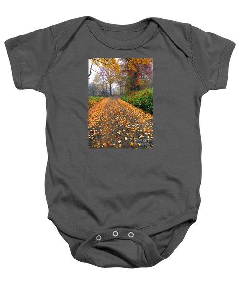 Country Roads Take Me Home Baby Onesie