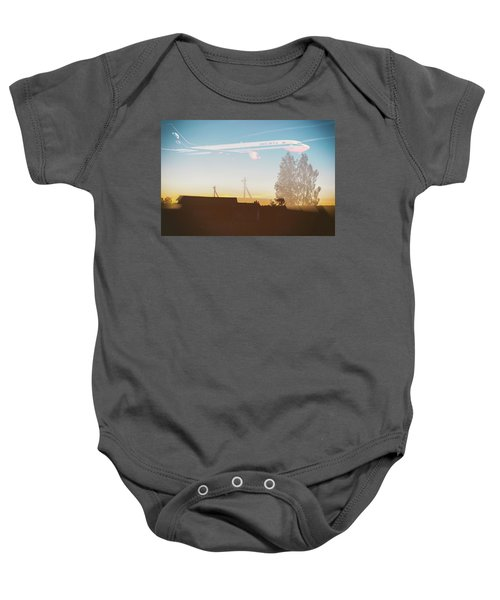 Countryside Boeing Baby Onesie