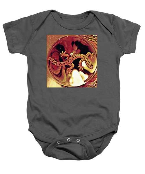 Crystal Ball Project 28 Baby Onesie