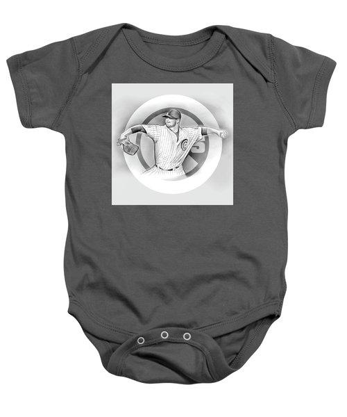 Cubs 2016 Baby Onesie