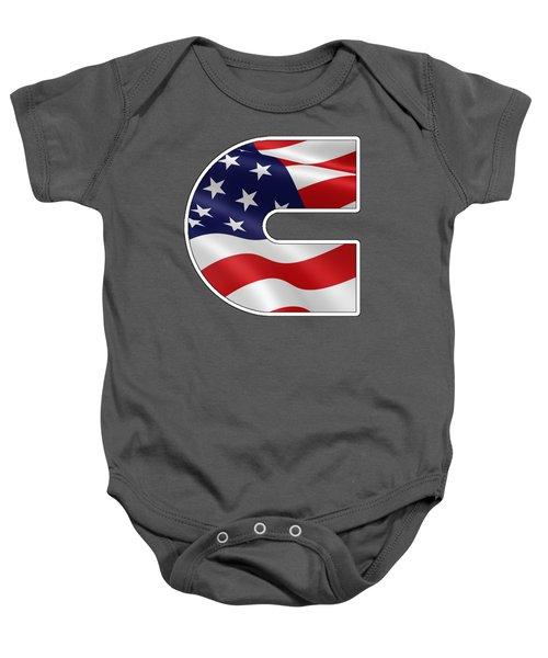 Cummins American Diesel Baby Onesie