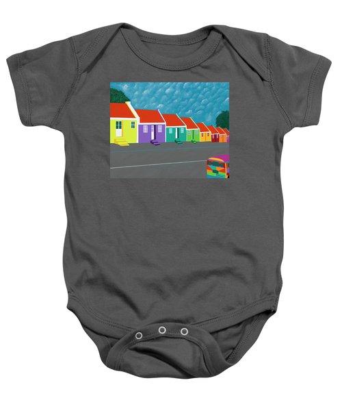 Curacao Dreams IIi Baby Onesie