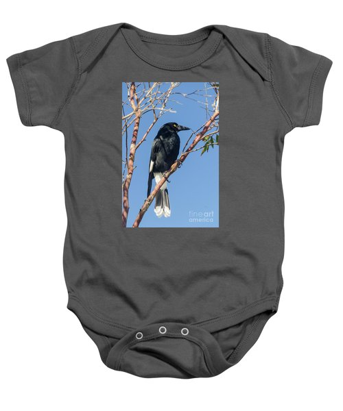 Currawong Baby Onesie