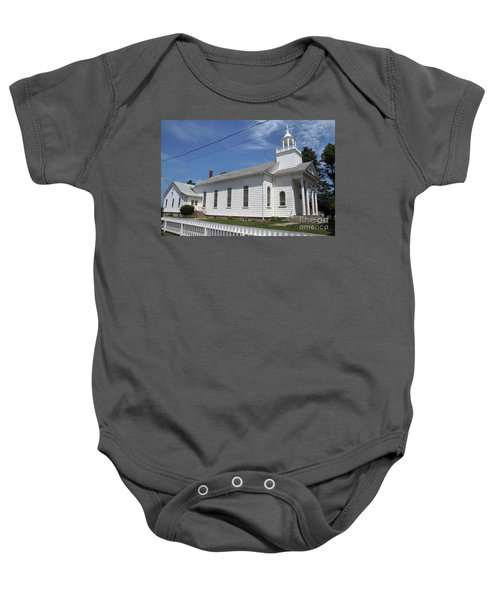 Cutchogue United Methodist Church Baby Onesie