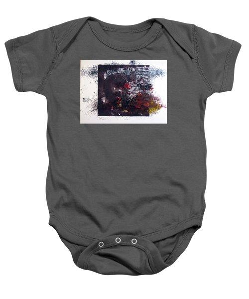 D U Rounds Project, Print 7 Baby Onesie
