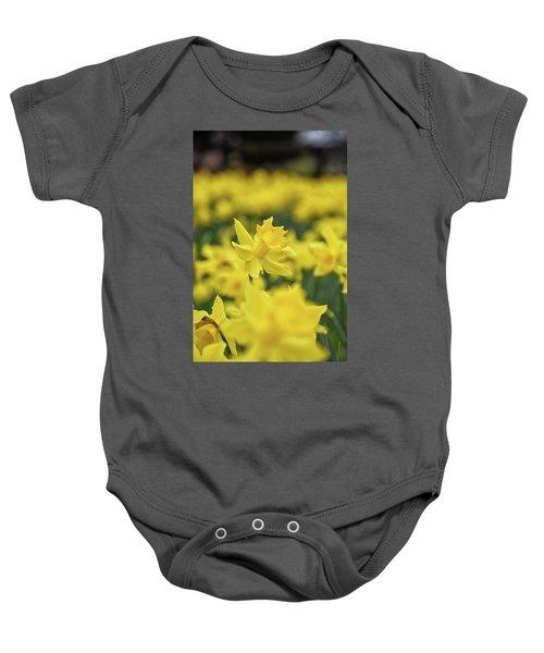 Daffodil Baby Onesie