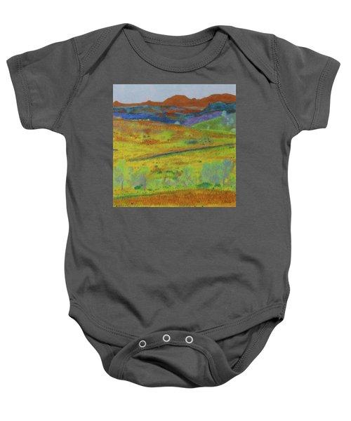 Dakota Territory Dream Baby Onesie