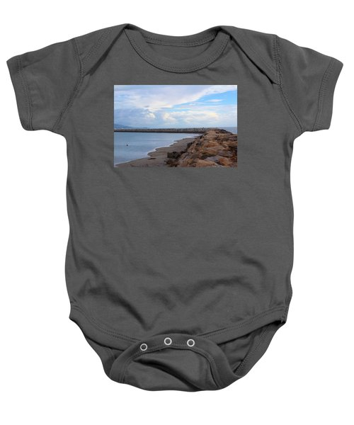Dana Point  Baby Onesie