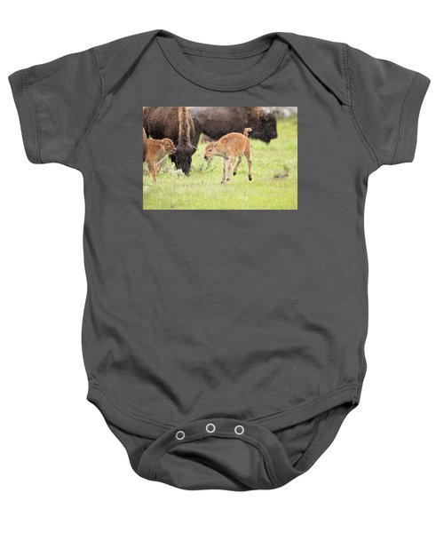 Dance In The Rain Baby Onesie