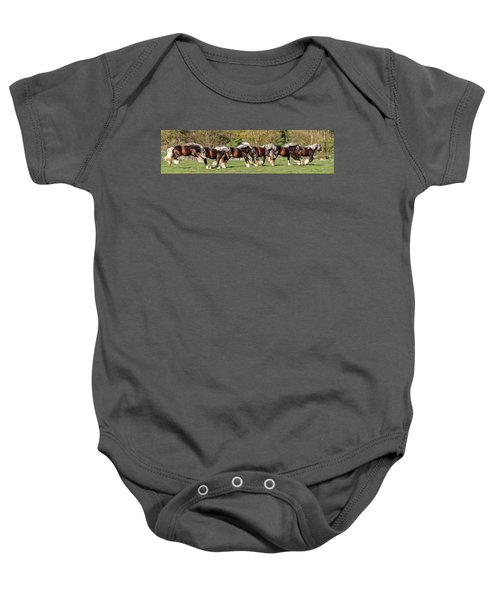 Dance Of The Gypsy Baby Onesie