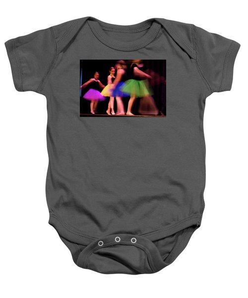 Dancers Baby Onesie