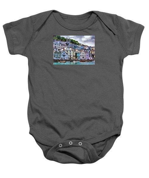 Dartmouth Devon Baby Onesie