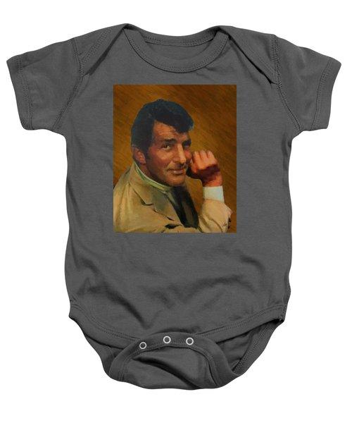 Dean Martin 01 Baby Onesie