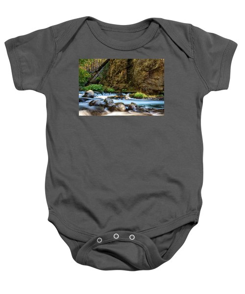 Deer Creek Baby Onesie