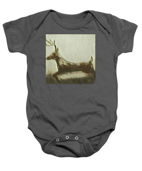 Deer Energy Baby Onesie