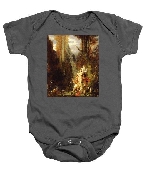 Dejanira  Autumn Baby Onesie by Gustave Moreau