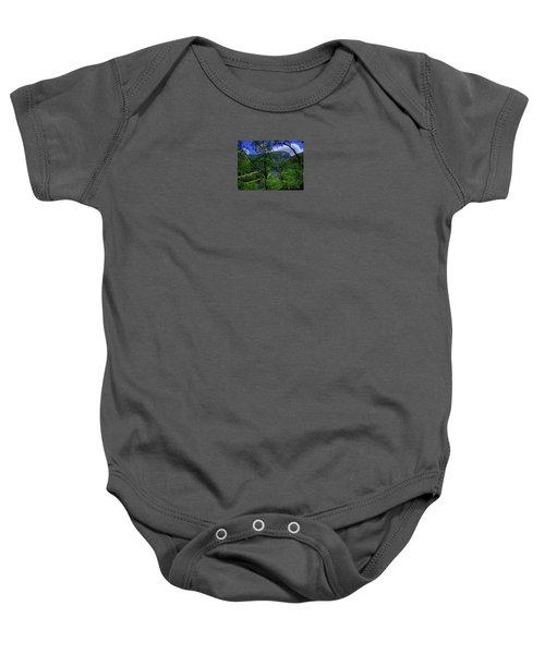 Delaware Water Gap Baby Onesie