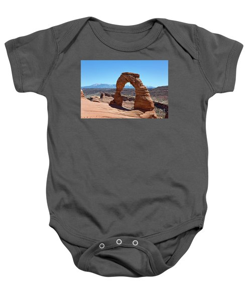 Delicate Arch Arches National Park Baby Onesie
