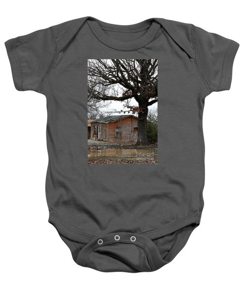 Derelict In Hope Baby Onesie
