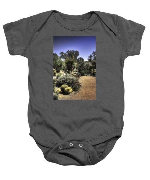 Desert Walkway Baby Onesie