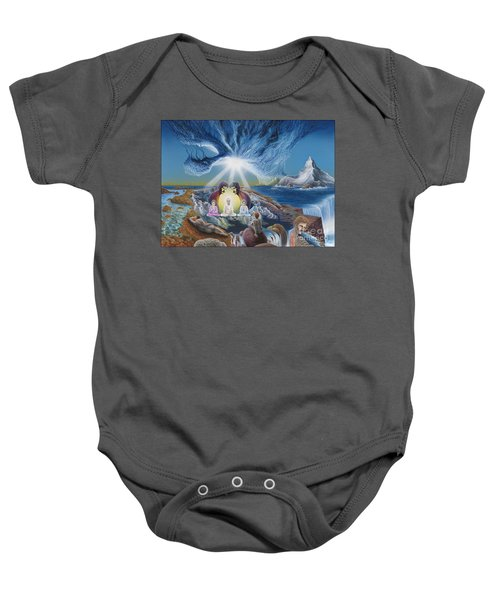 Diary Of Third Recognition Baby Onesie