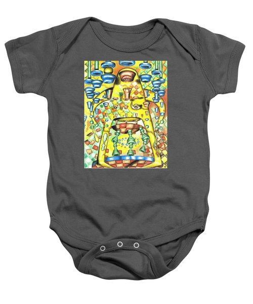 Dissecting The Opponent Baby Onesie
