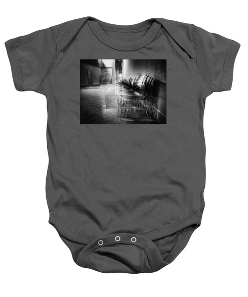 Distant Looks Baby Onesie