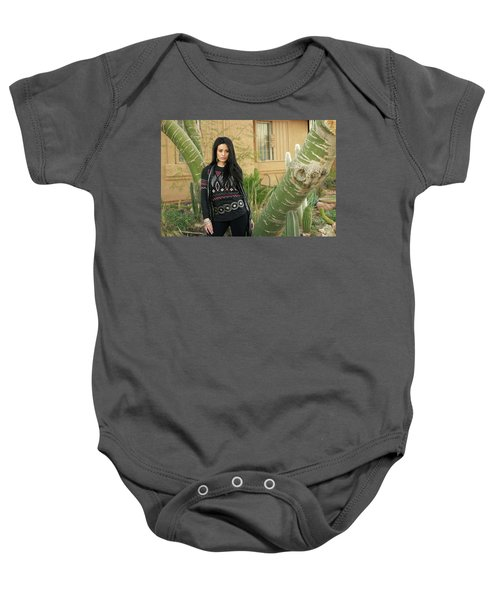 Don't Be Mean To Ileen Baby Onesie