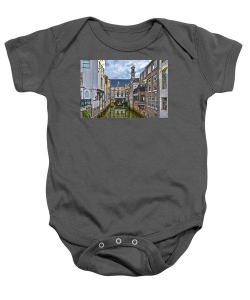 Dordrecht Town Hall Baby Onesie