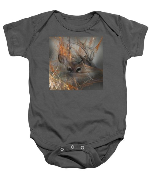 Double Vision - Look Close Baby Onesie