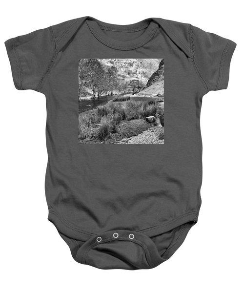 Dovedale, Peak District Uk Baby Onesie
