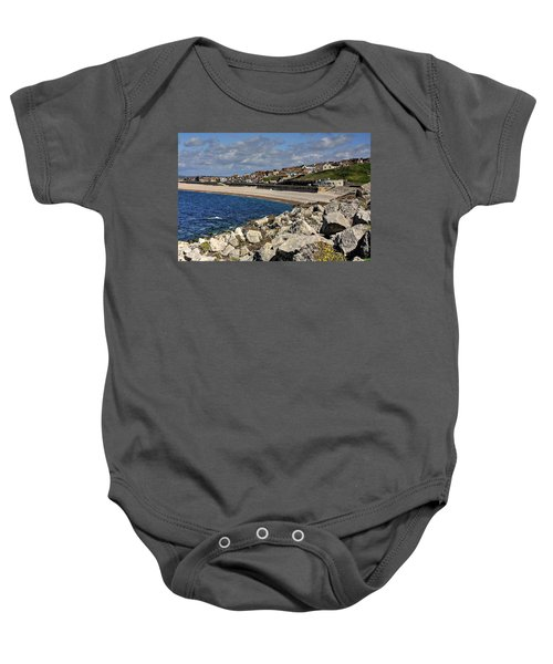 Down The Cove Baby Onesie