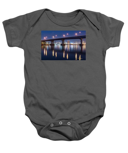 Downtown Baby Onesie