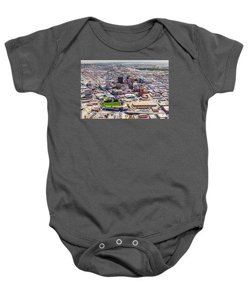 Downtown El Paso Baby Onesie