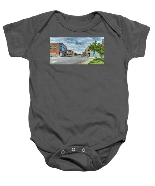 Downtown Hamlet Baby Onesie
