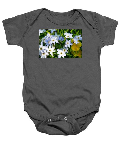 Downtown Wildflowers Baby Onesie