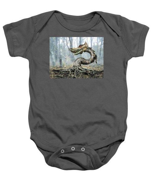 Dragon Root Baby Onesie