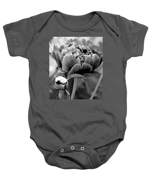 Drama In The Garden Baby Onesie