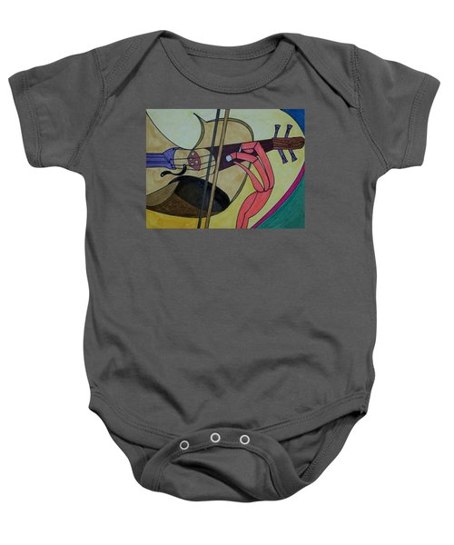 Dream 132 Baby Onesie
