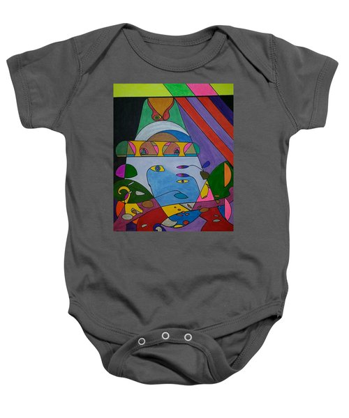 Dream 264 Baby Onesie