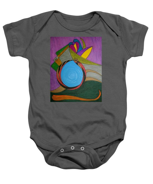 Dream 297 Baby Onesie