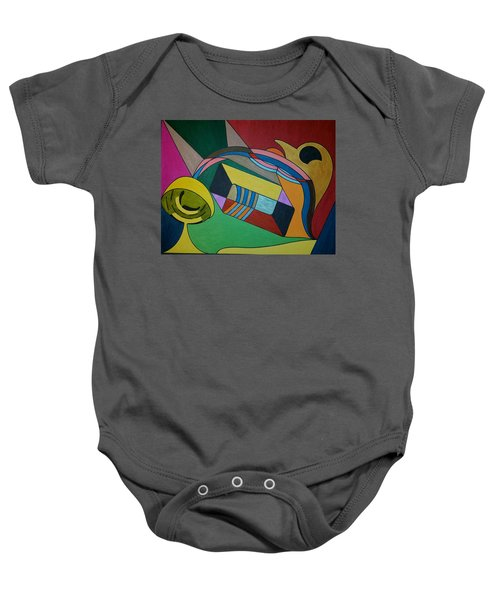 Dream 306 Baby Onesie