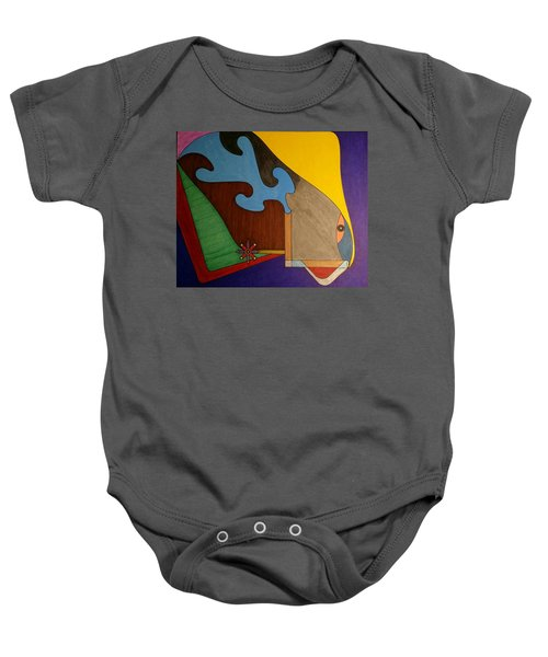 Dream 323 Baby Onesie